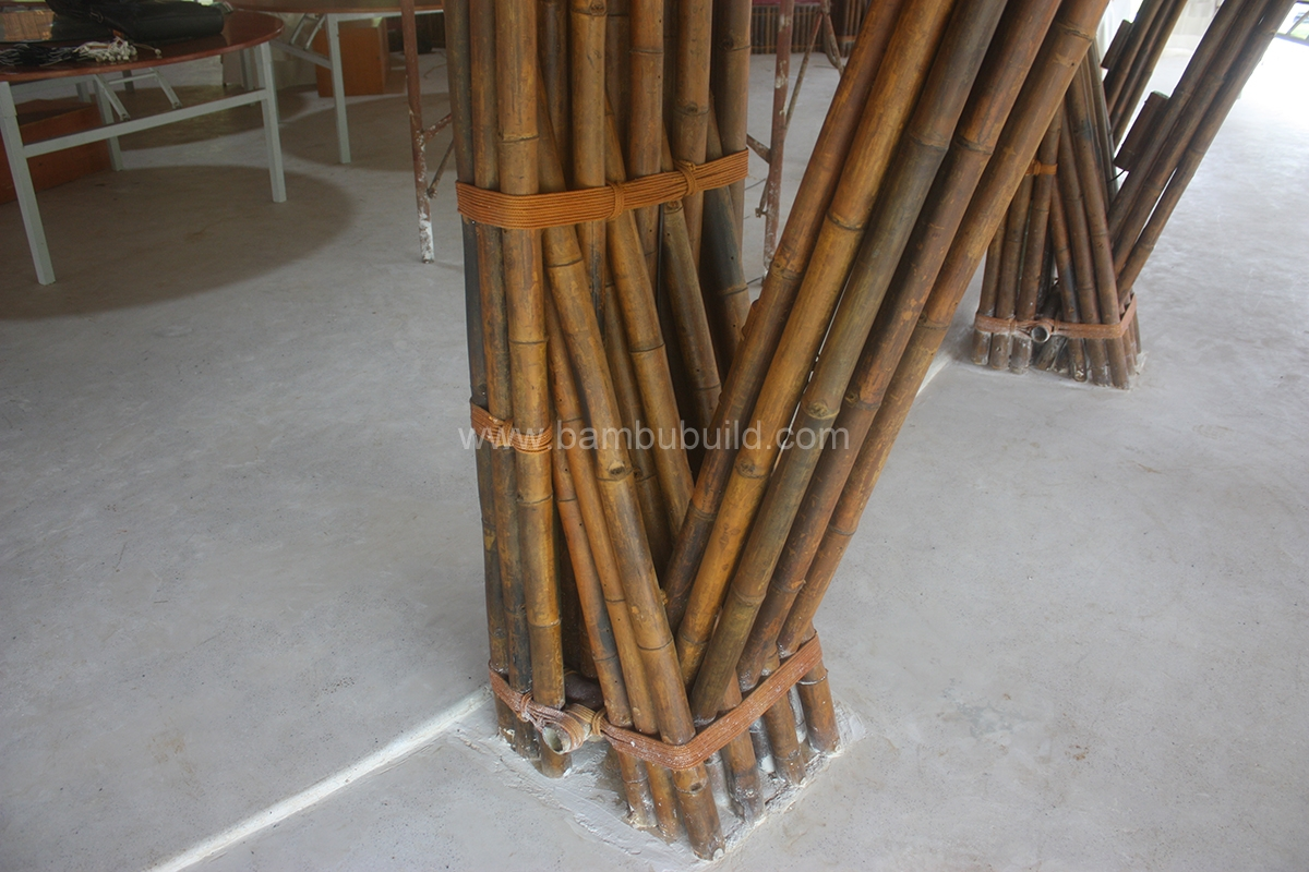 Bamboo Connections Bamboo Architecture